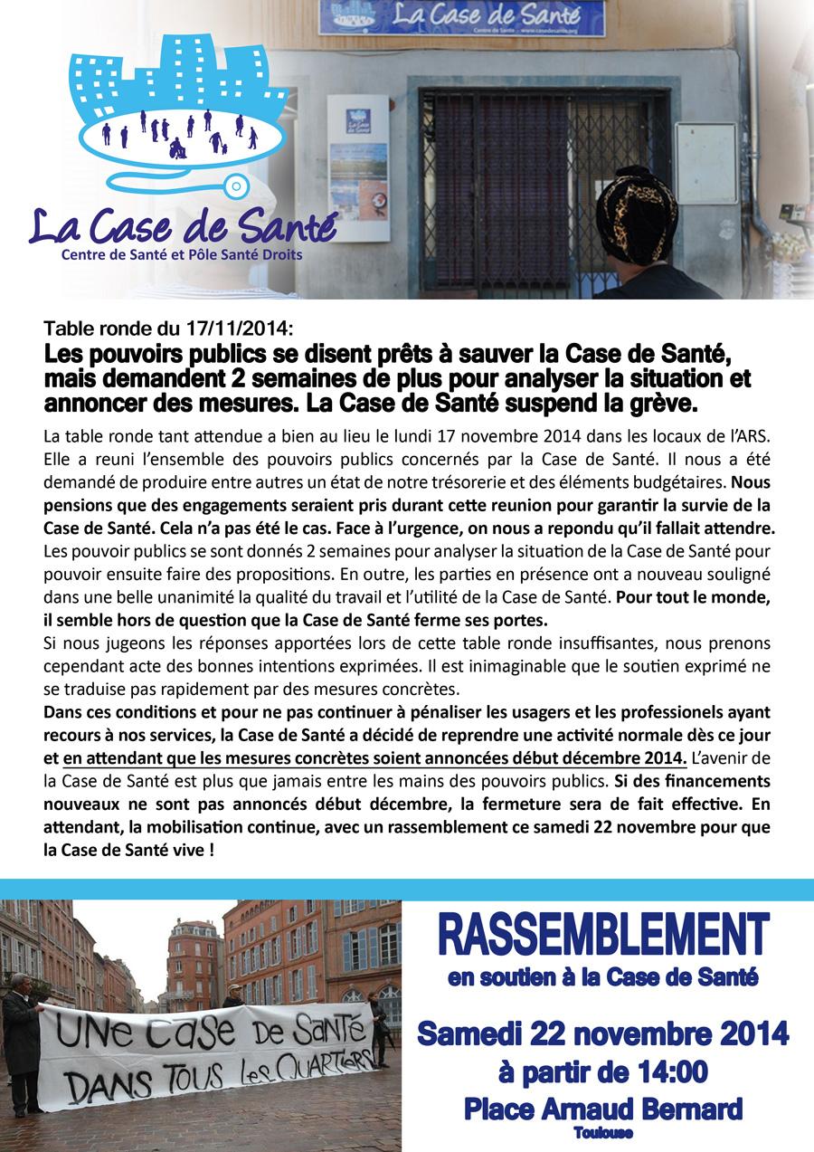 La Case De Sante Centre De Sante Communautaire Toulouse